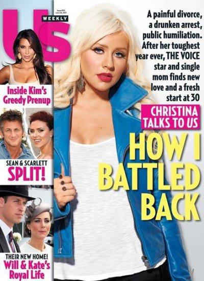 Christina Aguilera: A Fresh Start!