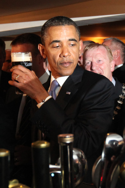 Barack Obama in Ireland