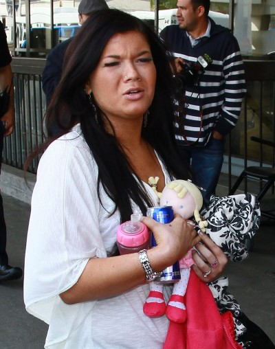 Troubled Amber Portwood