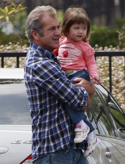 Mel Gibson, Daughter Lucia