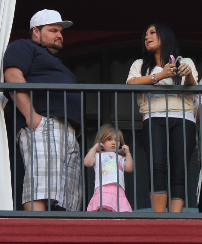 Gary Shirley and Amber Portwood Picture