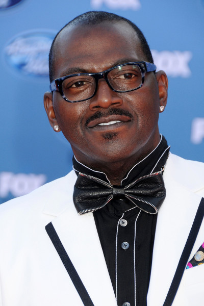 Randy Jackson in a Bowtie