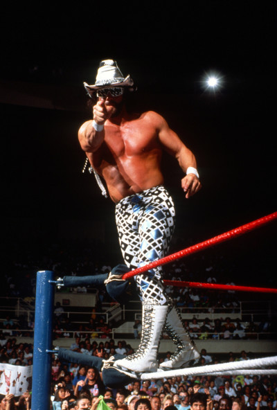 The Macho Man