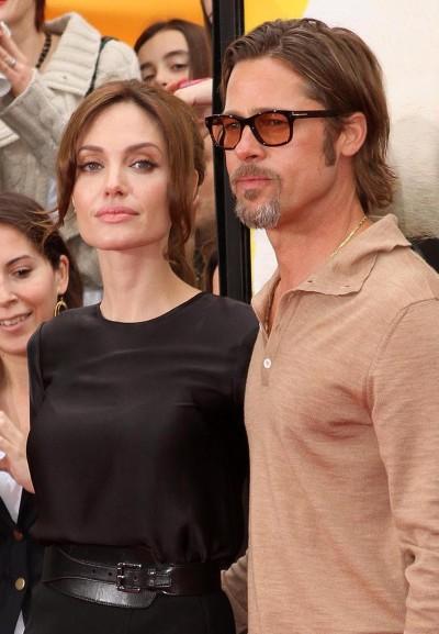 Angelina Jolie Rules Brad Pitt