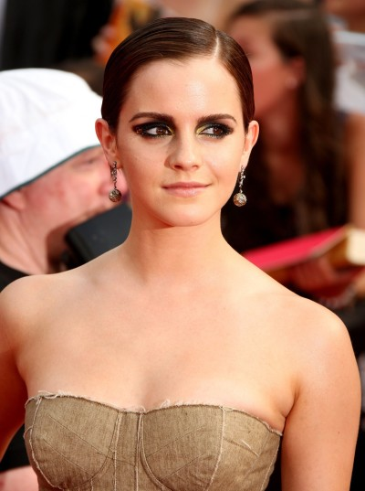 Emma Watson Premiere Photo