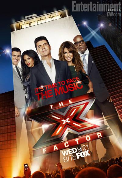 X Factor Art