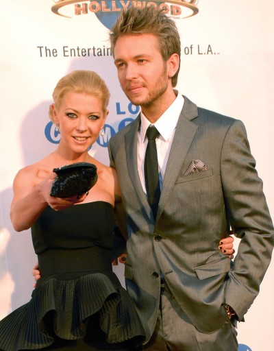 Michael Lillelund and Tara Reid