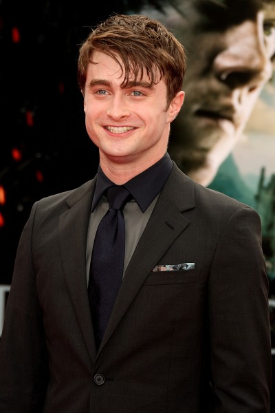 Daniel Radcliffe at a Premiere