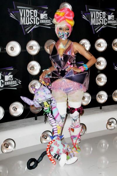Nicki Minaj VMA Outfit