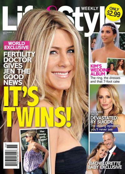 Twins For Jen!