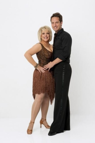 Nancy Grace and Tristan MacManus