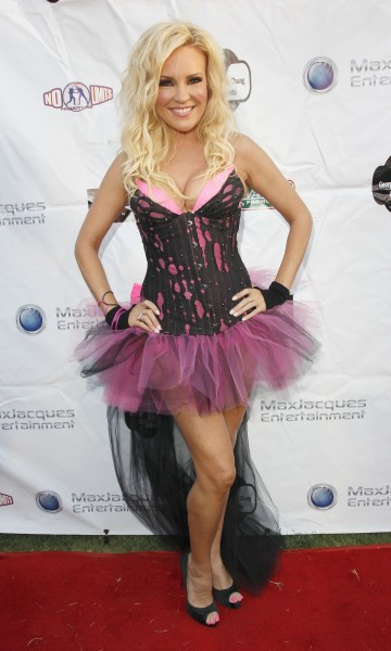 Bridget Marquardt Playboy Party Pic