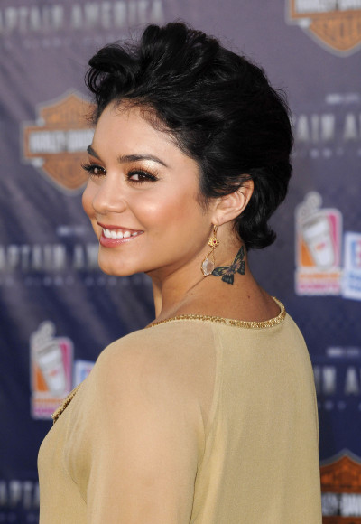 Vanessa Hudgens Red Carpet Look