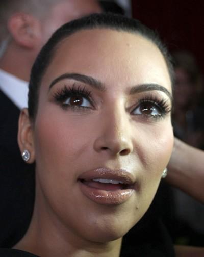 Kim Kardashian Facial
