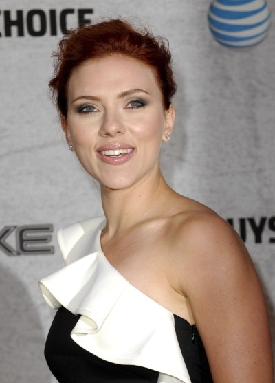 Scarlett Johansson Red Carpet Pic