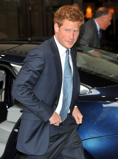 Prince Harry of Wales Photo
