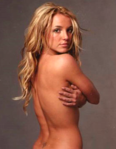 Nude Britney Spears