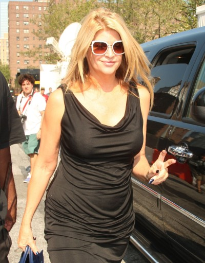 Kirstie Alley, Body