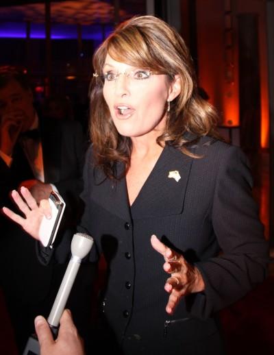 Sarah Palin Gets Fired Up!