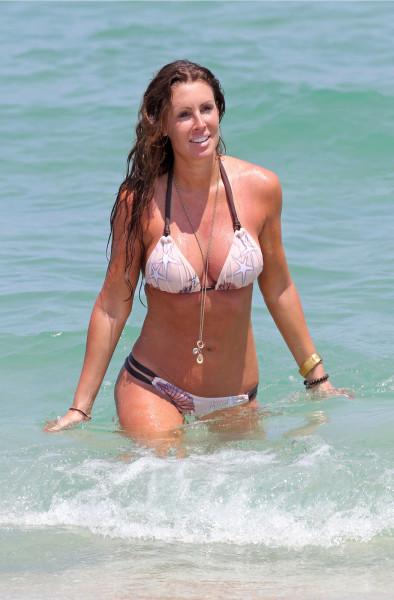 Rachel Uchitel Bikini Pic