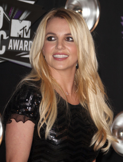 Britney Spears Hairstyle