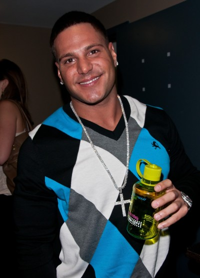 Ronnie Ortiz-Magro Pic