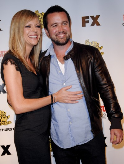 Kaitlin Olson And Rob McElhenney Expecting Baby 2