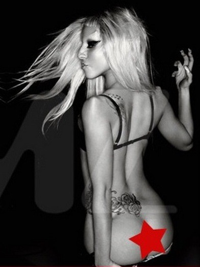 Lady Gaga, Butt
