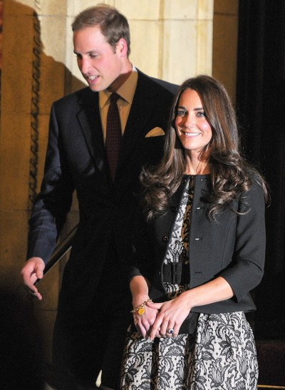 Kate Middleton, Clutch