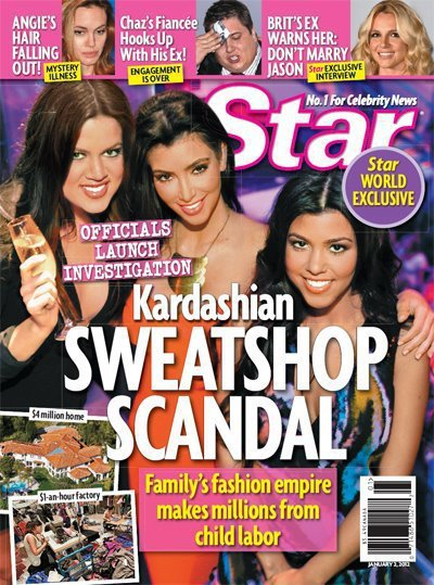 Kardashians Kover Story