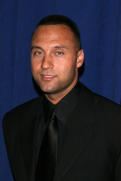 Derek Jeter in Black