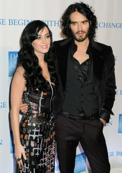 Katy Perry, Russell Brand Picture