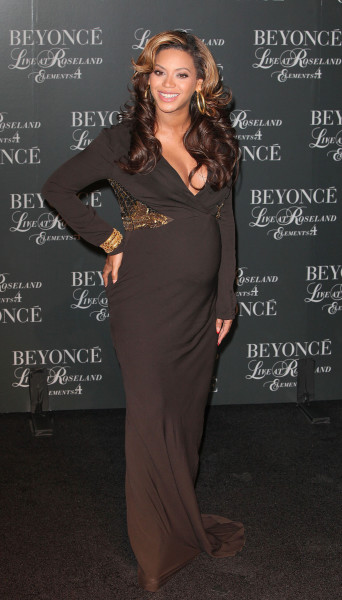 Beyonce Knowles Baby Bump