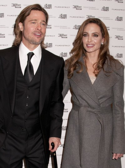 Cute Brangelina Photo