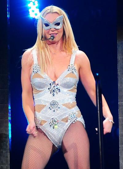 Britney Spears Cameltoe