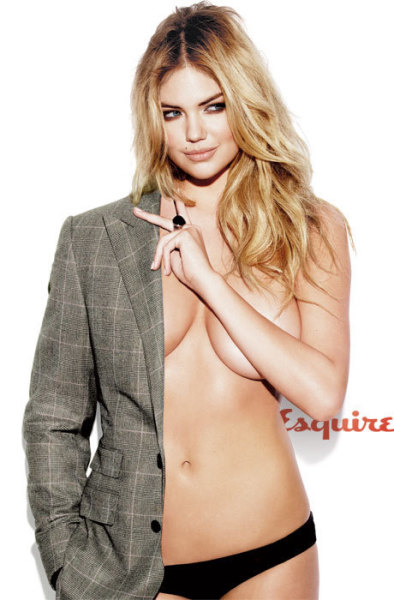 Kate Upton Topless Pic