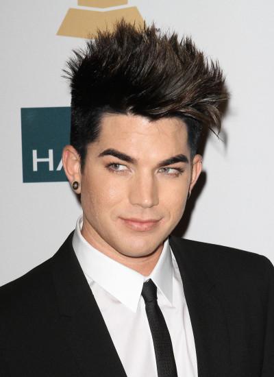 Adam Lambert, pre-Grammys