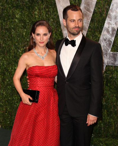 Natalie Portman and Husband?