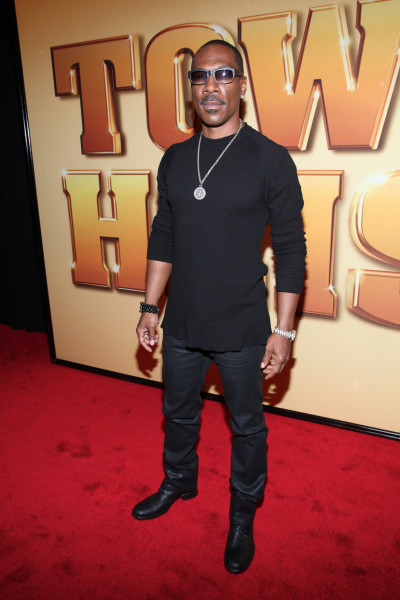 Eddie Murphy at Tower Heist Premiere