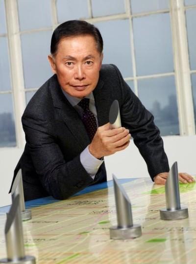 George Takei Apprentice Pic