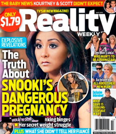 Snooki Pregnancy Secrets