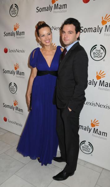 Petra Nemcova and Jamie Belman