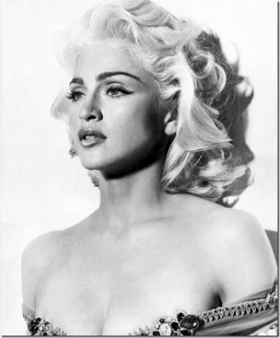 Old Madonna Photo