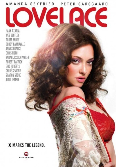 Amanda Seyfried as Linda Lovelace