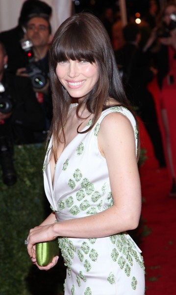 Jessica Biel, Engagement Ring