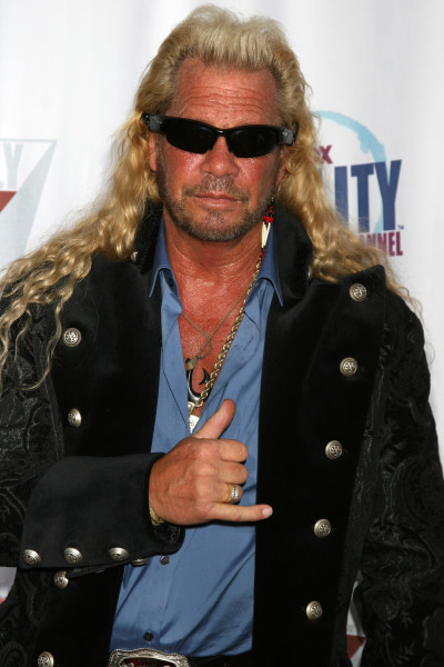 Duane Chapman aka Dog the Bounty Hunter