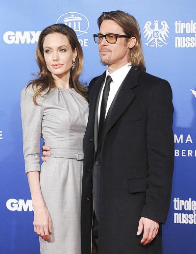 Angelina Jolie, Brad Pitt Picture