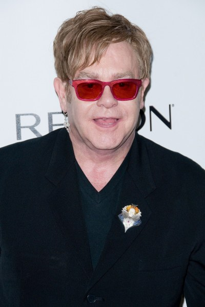 Elton John Photograph