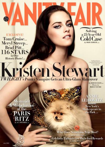 Kristen Stewart Vanity Fair Cover