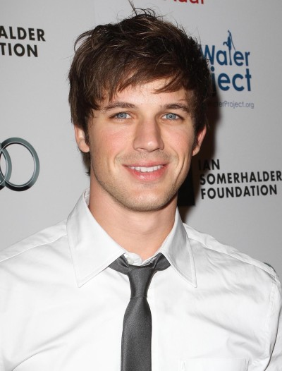 Matt Lanter Photo